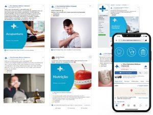 gestao redes sociais clinica