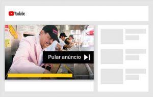google adwords anúncios de youtube