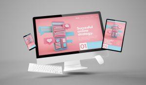 como criar um site em wordpress